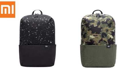 Xiaomi 10L Starry Sky Camouflage Backpack - Xiaomi 10L Starry Sky Camouflage Backpack Banggood Coupon Promo Code