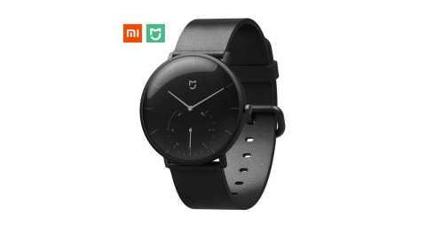 Xiaomi Mijia Quartz Smart Watch - Xiaomi Mijia Quartz Smart Watch Gearbest Coupon Promo Code
