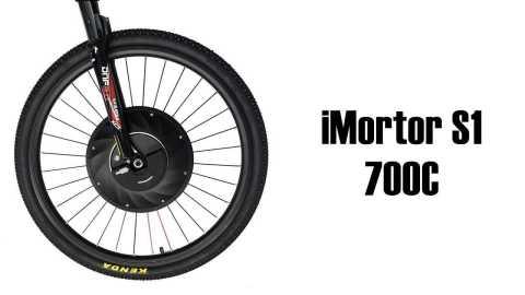iMortor S1 700c - iMortor S1 700C Intelligence Bicycle Wheel Banggood Coupon Promo Code