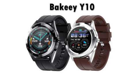 Bakeey Y10 - Bakeey Y10 Smart Watch Banggood Coupon Promo Code