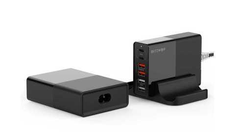 BlitzWolf BW S16 - BlitzWolf BW-S16 75W 6-Port USB PD Charger Banggood Coupon Promo Code [Czech Warehouse]