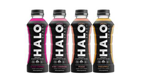 HALO Mixed Flavors - Halo Organic Hydration Drink Amazon Coupon Promo Code [12 Pack]