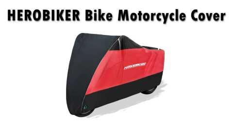 HEROBIKER Bike Motorcycle Cover - HEROBIKER Bike Motorcycle Cover Banggood Coupon Promo Code