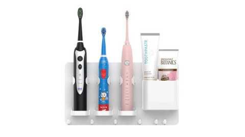 Jordan Judy Adjustable Toothbrush holder - Jordan&Judy Adjustable Toothbrush Holder Banggood Coupon Promo Code