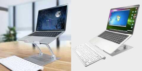 SENZANS SE S29 1 - SENZANS SE-S29-1 Sit to Stand Laptop Stand with Keyboard Tray Banggood Coupon Promo Code