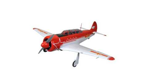 Taft Hobby Yak 11 EPO - Taft Hobby Yak-11 EPO RC War Aircraft Banggood Coupon Promo Code [KIT] [USA Warehouse]