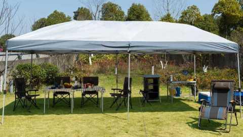 Timber Ridge Canopy Tent - Timber Ridge Camping Canopy Tent 20×10 Amazon Coupon Promo Code
