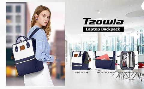 Tzowla School Travel Laptop Backpack - Tzowla College School Travel Laptop Backpack Amazon Coupon Promo Code