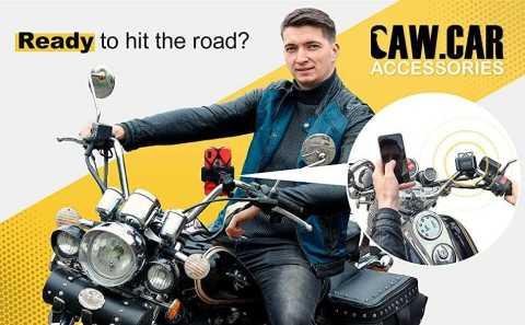 car waw Metal Bike Motorcycle universal Phone Mount - CAW.CAR Metal Bike & Motorcycle Universal Phone Mount  Amazon Coupon Promo Code