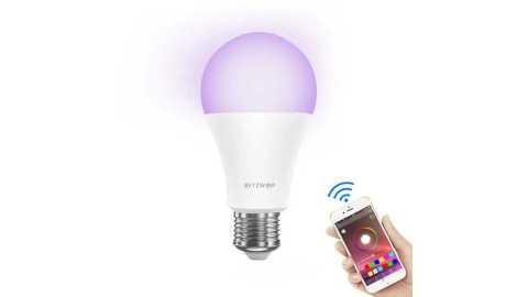 BlitzWolf BW LT21 - BlitzWolf BW-LT21 Smart LED Light Bulb Banggood Coupon Promo Code