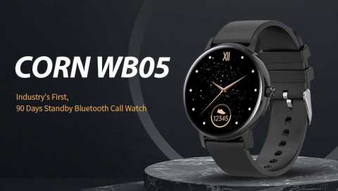 CORN WB05 - CORN WB05 Smart Watch Gearbest Coupon Promo Code