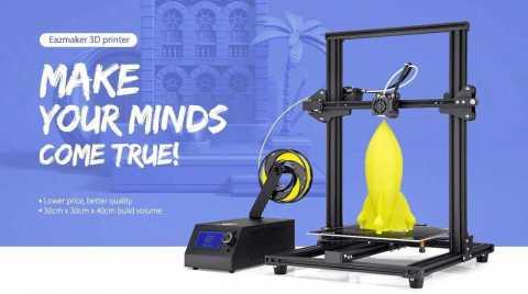 Eazmaker M18 - Eazmaker M18 3D Printer Gearbest Coupon Promo Code