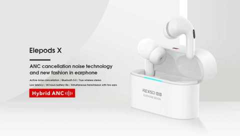 Elephone Elepods X - Elephone Elepods X TWS Wireless Earbuds Gearbest Coupon Promo Code