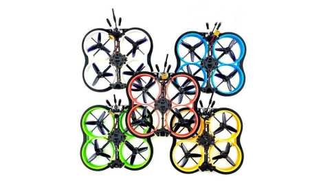 FUS X111Pro - FUS X111Pro 2~4S Cinewhoop FPV Racing RC Drone Banggood Coupon Promo Code
