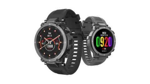 Kospet Raptor - Kospet Raptor Smart Watch Banggood Coupon Promo Code