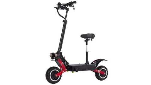 Lutedrive L85 - Lutedrive L85 Foldable Electric Scooter With Saddle Banggood Coupon Promo Code