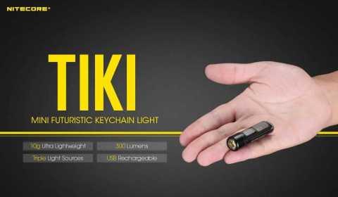 NITECORE TIKI - NITECORE TIKI Keychain Flashlight Banggood Coupon Promo Code