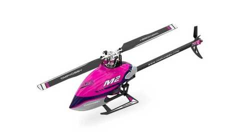 OMPHOBBY M2 V2 - OMPHOBBY M2 V2 RC Helicopter Banggood Coupon Promo Code [BNF]