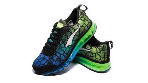 ONEMIX Running Shoes - ONEMIX Running Shoes Air Cushion Height Increased Banggood Coupon Promo Code