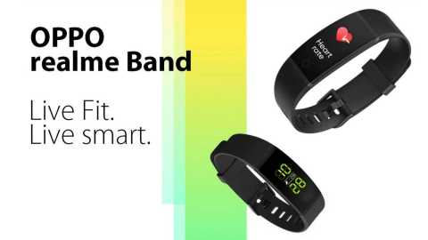 OPPO Realme Band - OPPO Realme Band Gearbest Coupon Promo Code