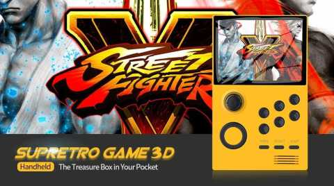 Supretro Android Handheld Game Console - Supretro Android Handheld Game Console Gearbest Coupon Promo Code