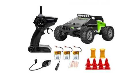 Topacc S638 - Topacc S638 1/32 RC Car Banggood Coupon Promo Code [2/3 Batteries]