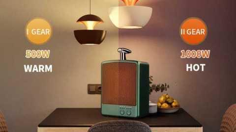 3life MQ 802 Electric Heater - 3life MQ-802 Electric Heater Banggood Coupon Promo Code