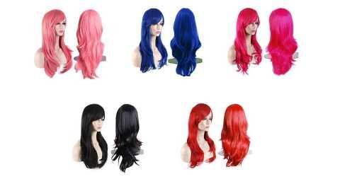AKStore Womens Long Curly Hair Wig - AKStore Women's Long Curly Hair Wig Amazon Coupon Promo Code