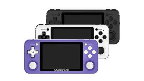 ANBERNIC RG351P - ANBERNIC RG351P Handheld Game Console Banggood Coupon Promo Code [128GB 10K Games]