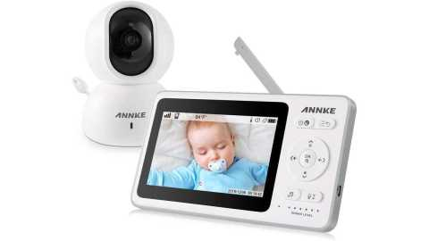 ANNKE baby monitor - ANNKE Video Baby Monitor with PTZ Camera Amazon Coupon Promo Code