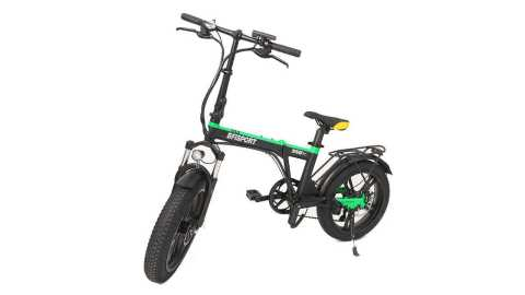 BFISPORT EB20 2F - BFISPORT EB20-2F Folding Electric Bike Banggood Coupon Promo Code [UK Warehouse]