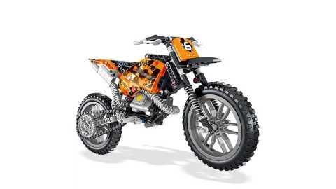 LELE Exploiture Speed Racing Motorcycle - LELE Exploiture Speed Racing Motorcycle Building Blocks 253pcs Banggood Coupon Promo Code