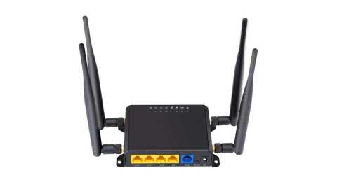 MechZone X10 - MechZone X10 4G LTE Router Banggood Coupon Promo Code [Czech Warehouse]
