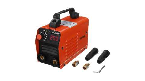 Minleaf ZX7 250 - Topshak ZX7-250 Mini Electric Welding Machine Banggood Coupon Promo Code