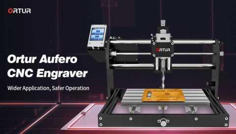 Ortur Aufero - Ortur Aufero CNC Engraver Gearbest Coupon Promo Code