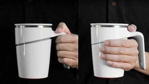Xiaomi Fiu 470ML Not Pouring Cup - Xiaomi Fiu 470ML Not Pouring Cup Banggood Coupon Promo Code
