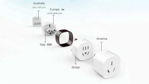 BULL GN L07U - BULL GN-L07U Smart USB Port Travel Adapter Banggood Coupon Promo Code