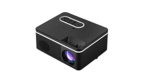 Bilikay S361 - Bilikay S361 Portable Mini LED Projector Gearbest Coupon Promo Code