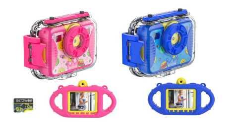 BlitzWolf BW KC2 1 - BlitzWolf BW-KC2 Kids Camera Banggood Coupon Promo Code