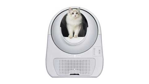 CATLINK CL 03 Automatic Cat Litter Pot - Xiaomi CATLINK CL-03 Automatic Cat Litter Pot Banggood Coupon Promo Code