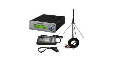 CZERF CZE T251 - CZERF CZE-T251 Wireless Long Range FM Transmitter Banggood Coupon Code [USA Warehouse]