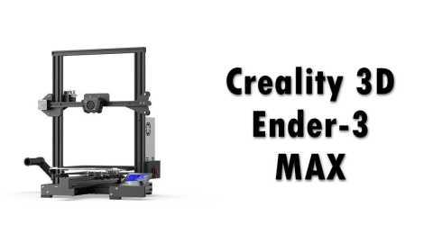 Creality 3D Ender 3 MAX - Creality 3D Ender-3 MAX 3D Printer Banggood Coupon Promo Code