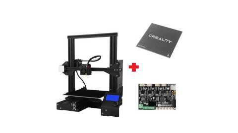 Creality 3D Ender 3Xs - Creality 3D Ender-3Xs 3D Printer Customized Version Banggood Coupon Code [Spain Warehouse]