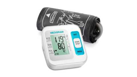 MEDGRAM Blood Pressure Monitor - MEDGRAM Blood Pressure Monitor Amazon Coupon Promo Code