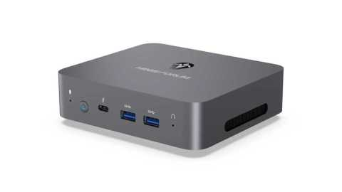 MINISFORUM X35G - MINISFORUM X35G Mini PC Banggood Coupon Promo Code [i3-1005G1 16+256GB]