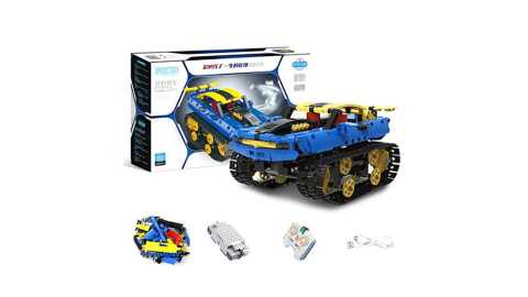 MoFun B60 - MoFun B60 DIY 2.4G Block Smart RC Robot Car Banggood Coupon Promo Code