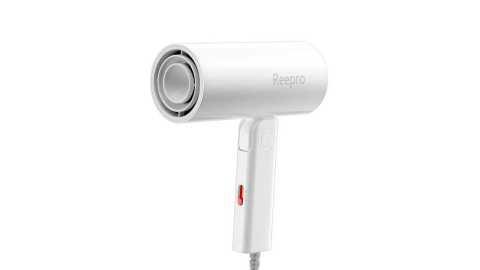 Reepro Mini Hair Dryer - Xiaomi Reepro Foldable Hair Dryer Banggood Coupon Promo Code