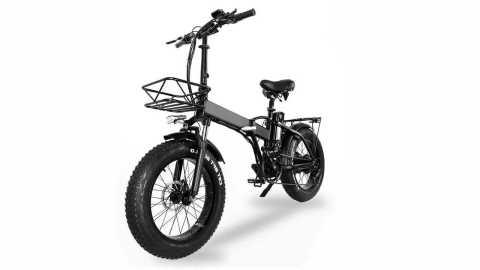 TOODI TD B2 - TOODI TD-B2 Folding Electric Bike Banggood Coupon Promo Code [Czech Warehouse]