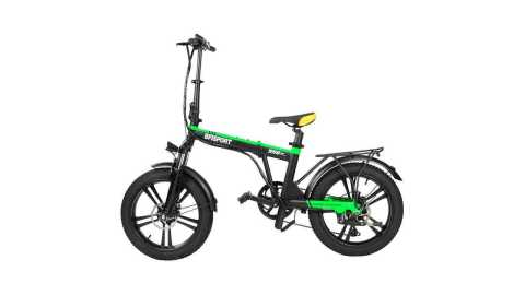BFISPOR BFI 20 - BFISPORT BFI-20 Folding Electric Mountain Bike Geekbuying Coupon Code [Germany Warehouse]