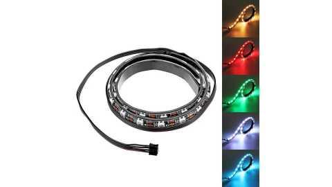 Coolmoon 40cm magnetic RGB LED strip Light - Coolmoon 40cm Magnetic RGB LED Strip Light Banggood Coupon Promo Code